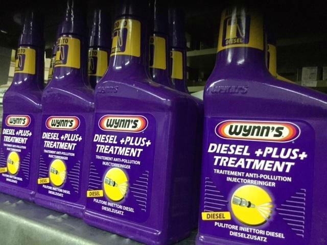prodotti per motori diesel