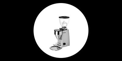 white and one coffee supplies mazzer mini electronic