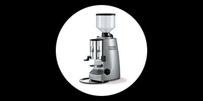 white and one coffee supplies mazer robur automatic