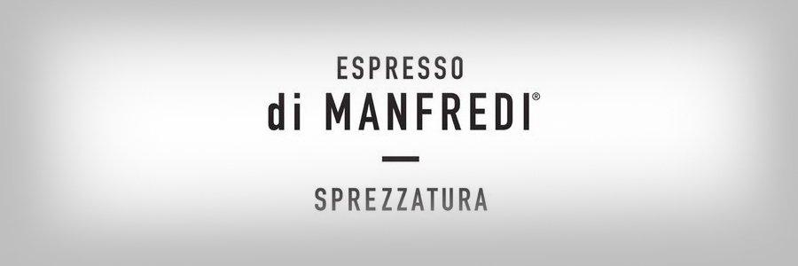 white and one coffee supplies espresso di manfredi logo