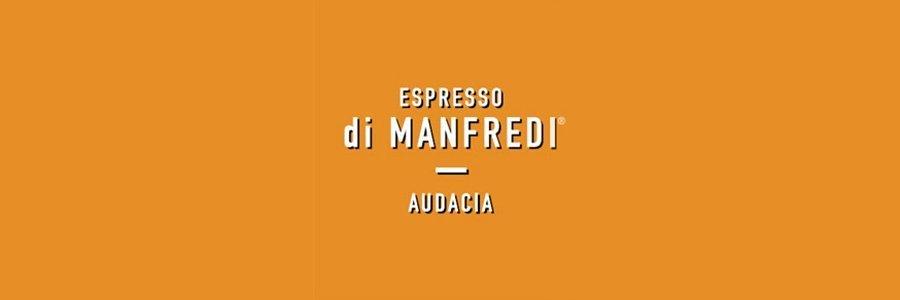 white and one coffee supplies audacia blend logo