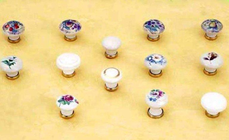 pomelli in ceramica
