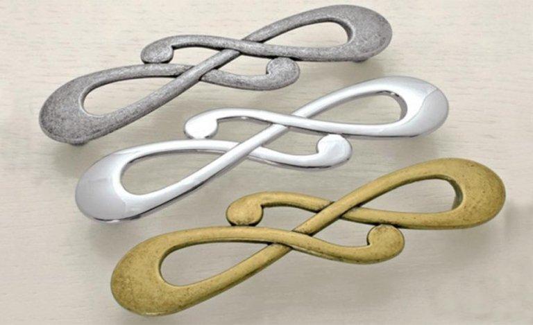 maniglie stilizzate