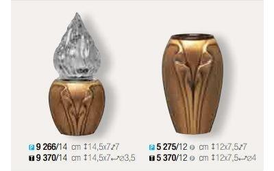 urne bronzo