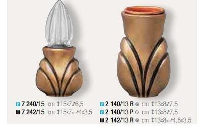 cinerario bronzo