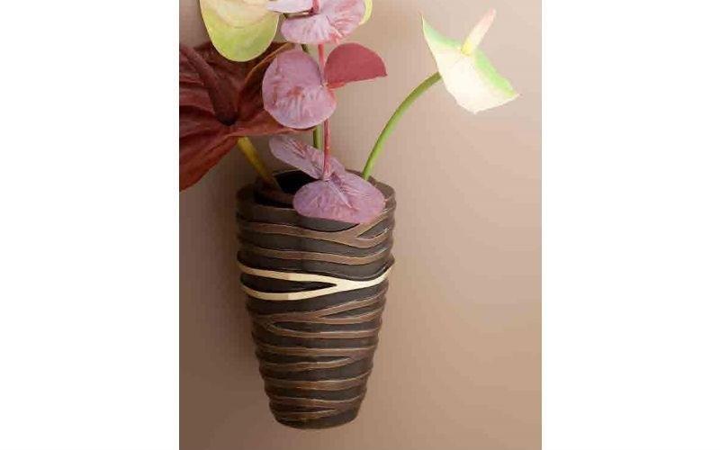 vaso in bronzo