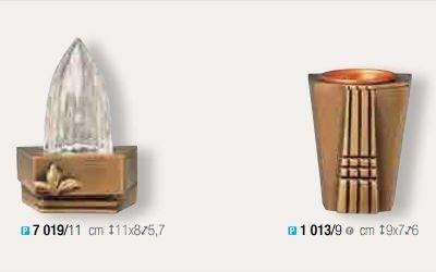 accessori bronzo lume