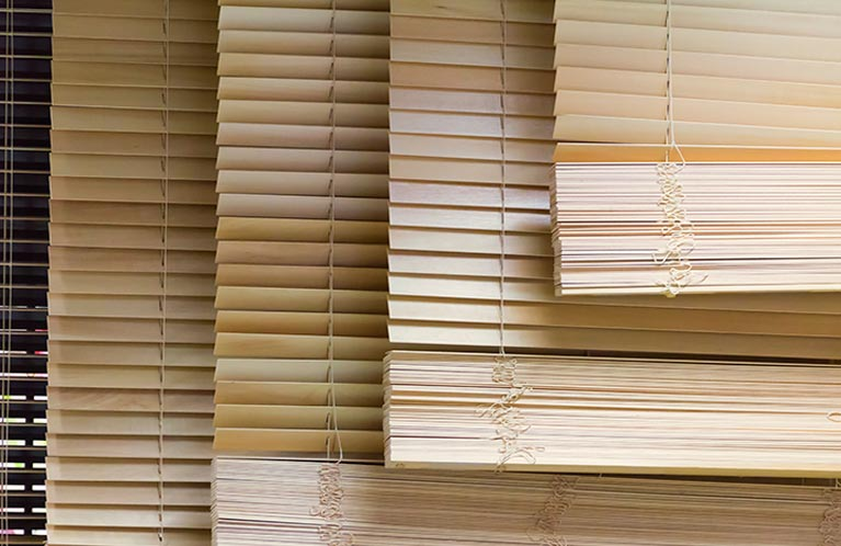 venetian blinds different sizes