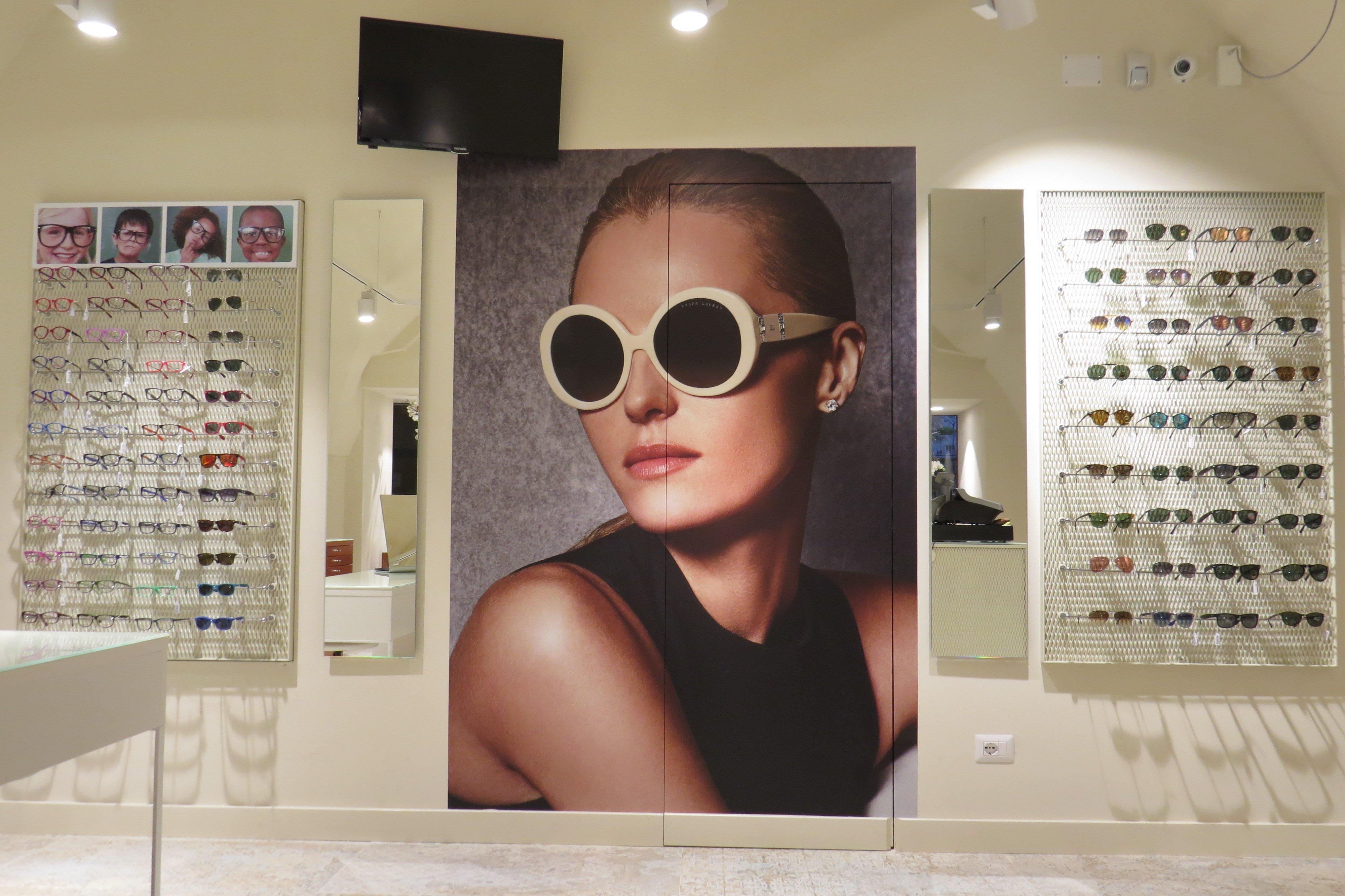 pubblicità occhiali da sole