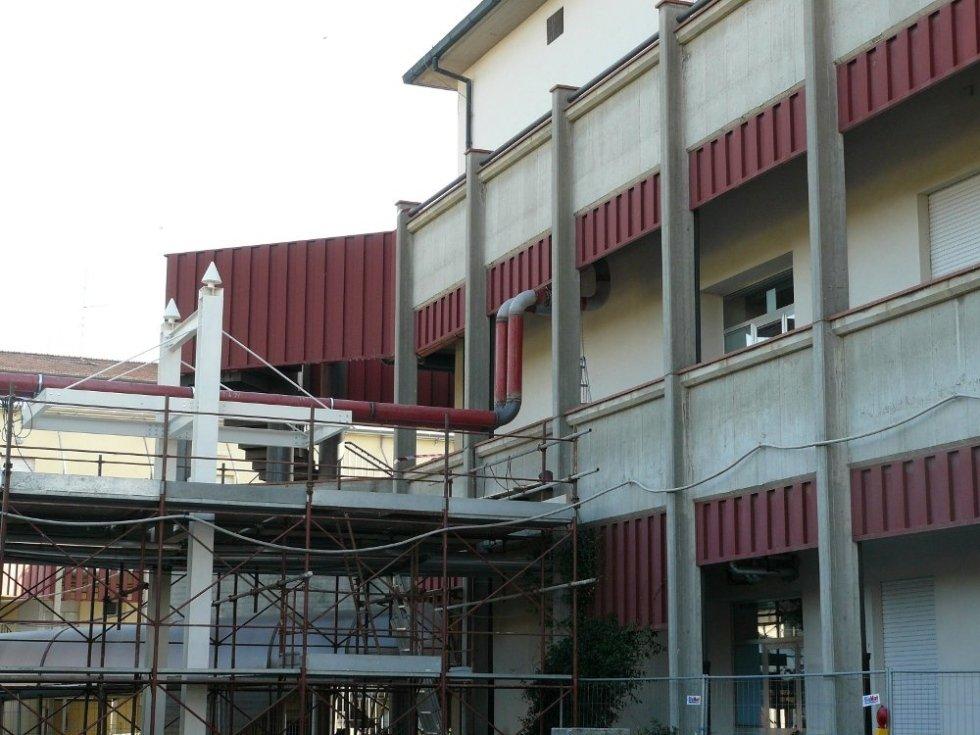 Impianto termico ospedale Pontedera