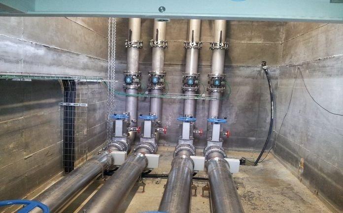 Impianti di potabilizzazione acqua