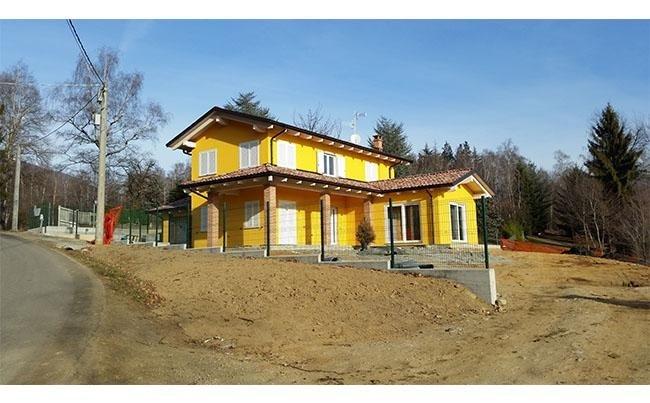 Sic. cant. costruzione villa