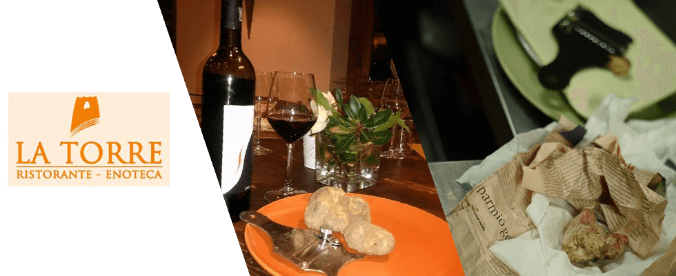 RISTORANTE ENOTECA LA TORRE