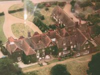 Building survey of listed house (grade 1) in Kent for purchase.