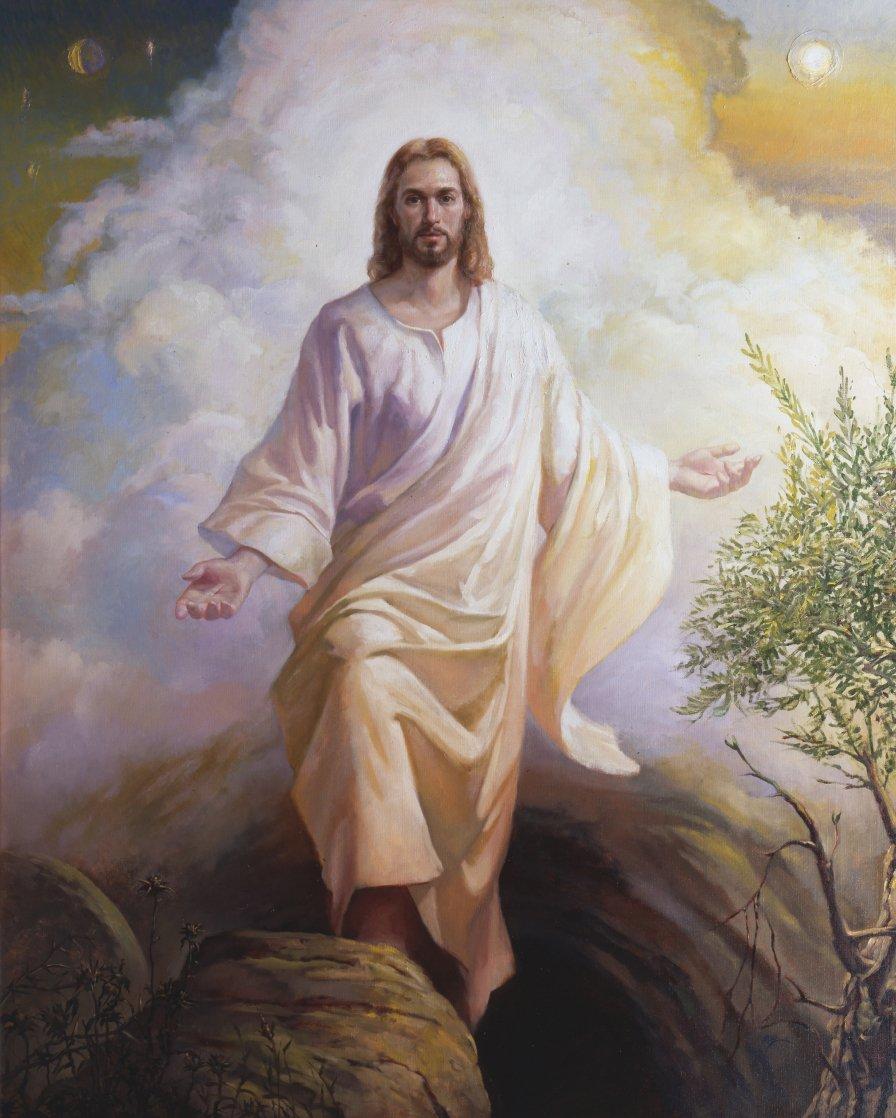 Христос иисус картинки, вечера открытка открытки