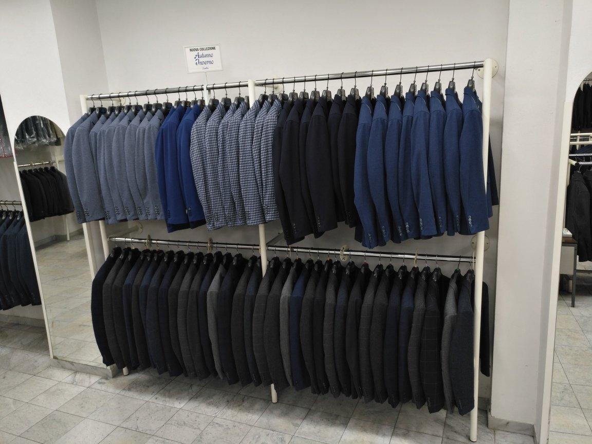 Santini, Firenze, giacche