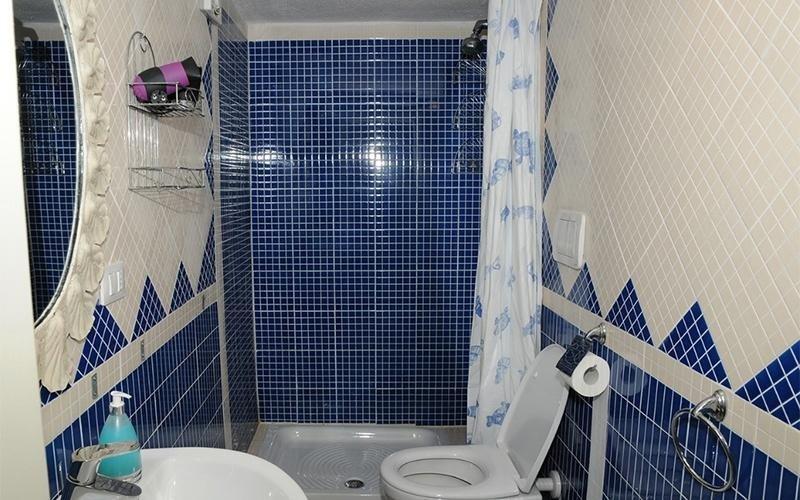 Doppelzimmer K2A Bad