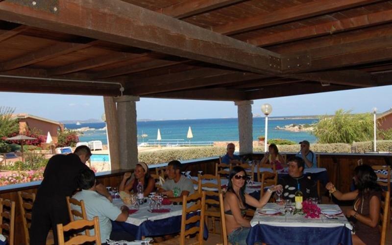 Bar restaurant Marineledda