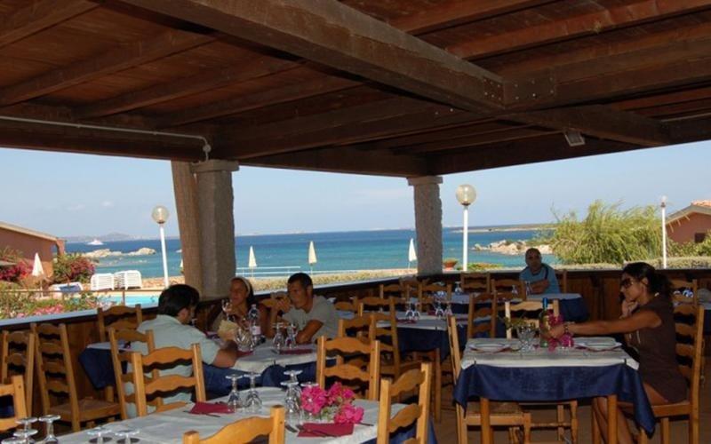 Restaurant bar Marineledda