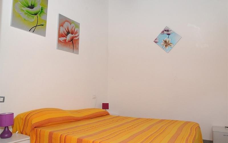 Doppelzimmer Y6A Doppelbett