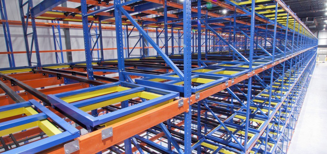 A Breakdown Of The Different Types Of Warehouse Racking