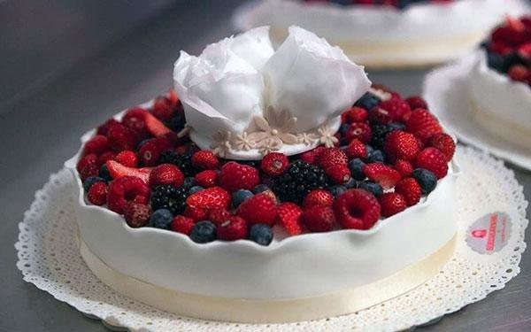 Torta nuziale pavia