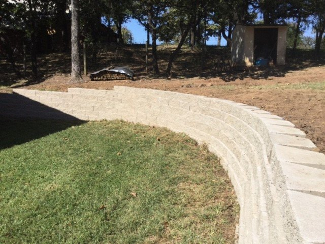 Retaining Walls from JH Group
