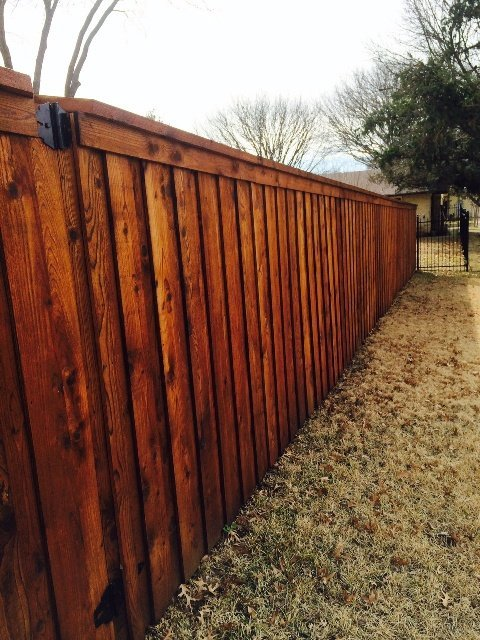 Wood and Metal Fences from JH Group