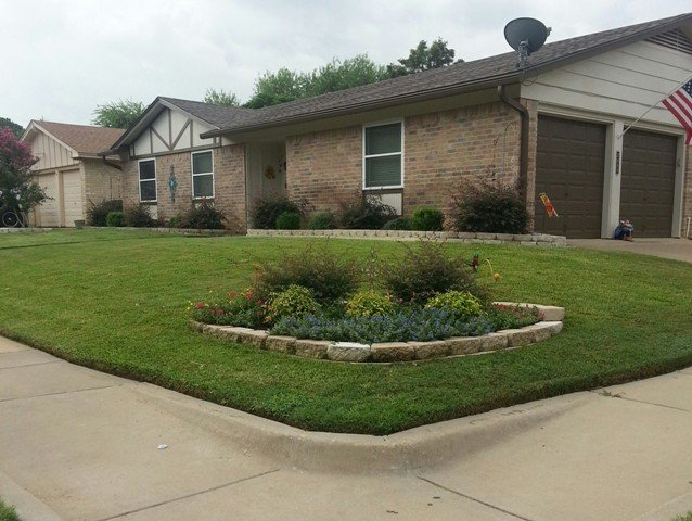 Landscaping Services in Grand Prairie Tx