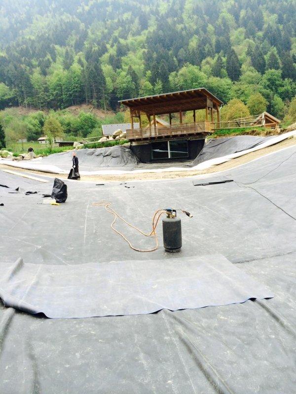 Lago Didattico Spiazzo Rendena