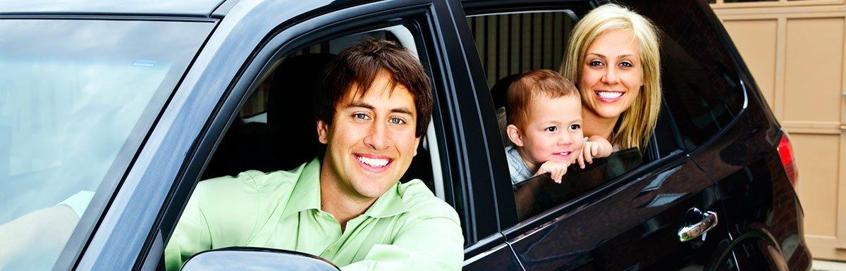 glenside crash repairs pty ltd happy family in car