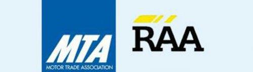 glenside crash repairs pty ltd mta raa logo