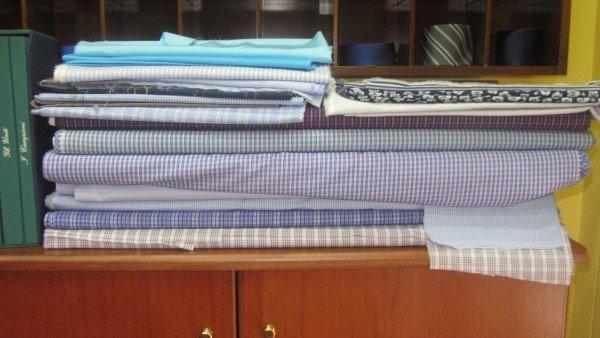 stoffa per camicie