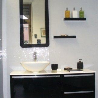 Mobile bagno nero