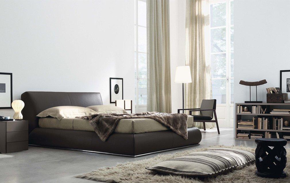 Arredamento per camera da letto moderna e di design