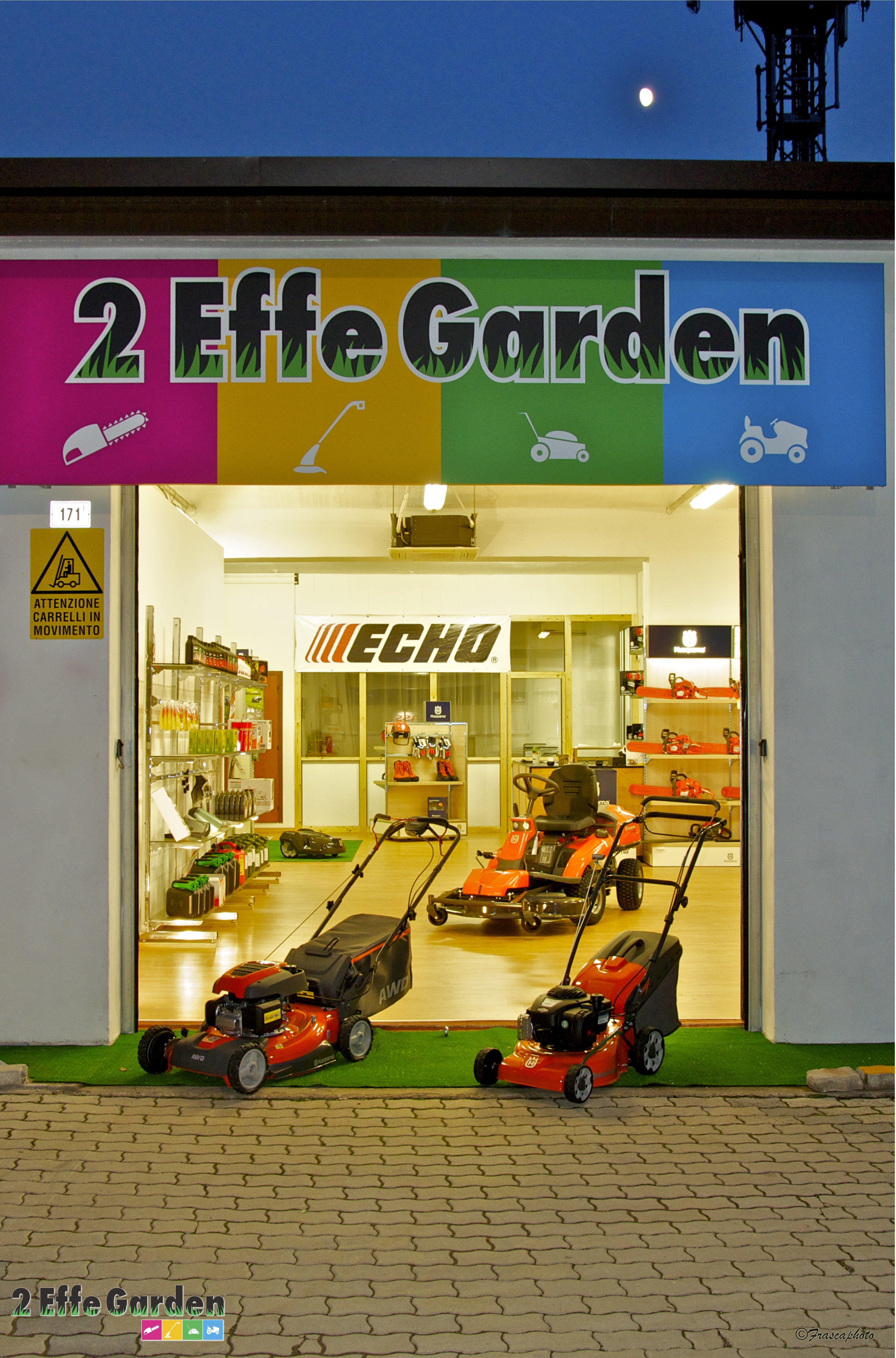 negozio 2 effe garden visto dall'esterno
