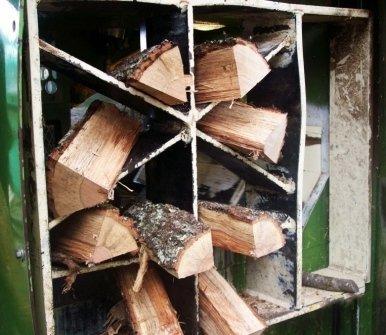 legna da ardere, taglio legna