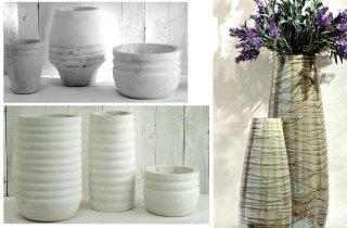 vasi ceramica stile moderno
