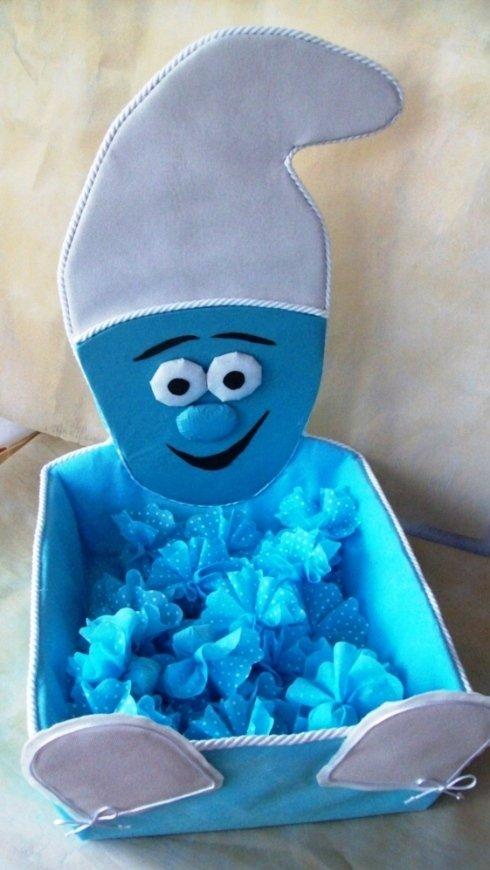 realizzazione contenitori per confetti