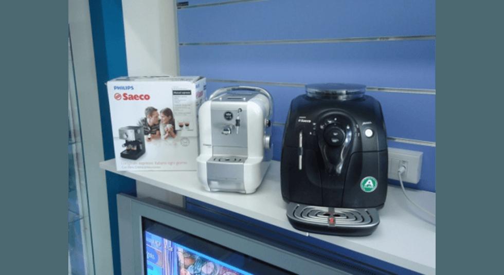 Macchine da caffè Saeco