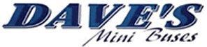 Dave's Minibuses logo