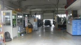 assistenza impianti gpl, auto sostitutiva, concessionarie