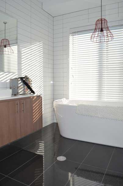 cabinets near bath
