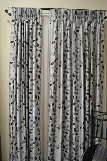 leaf curtains