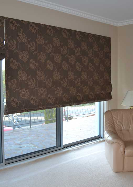 elegantly patterned shade two