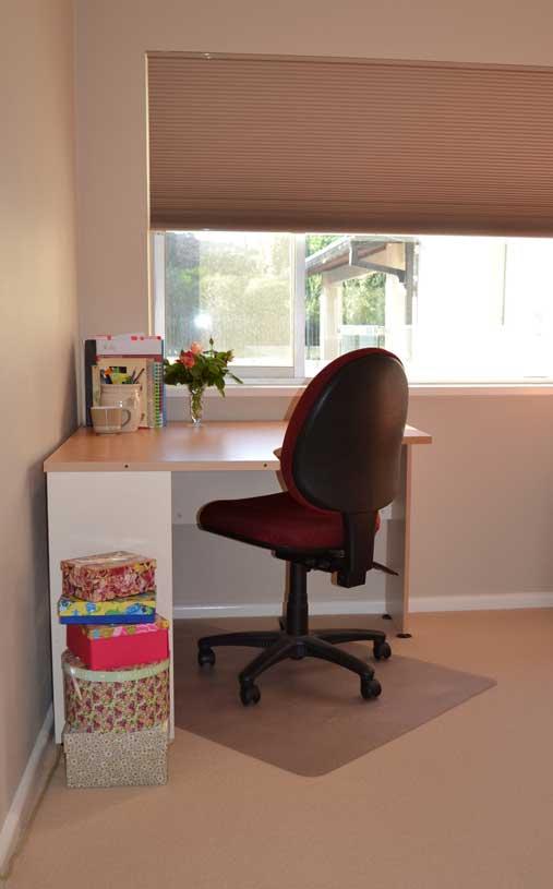 small office shade