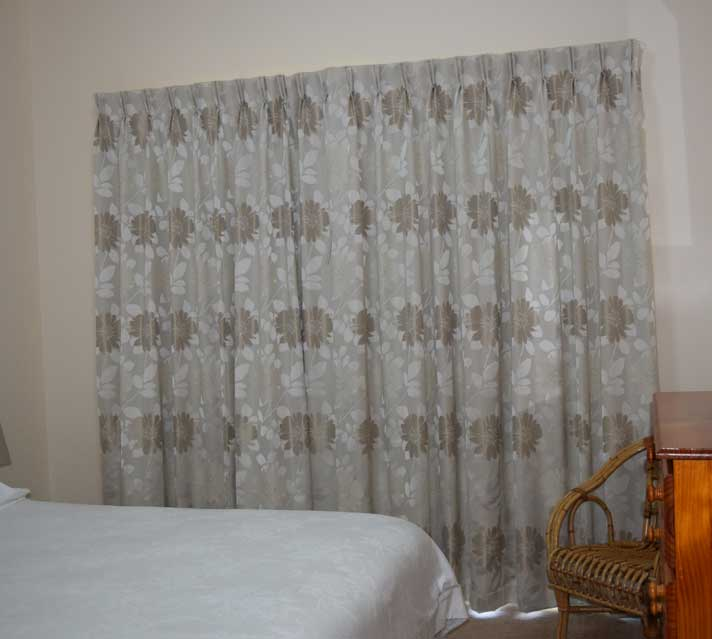 curtains three