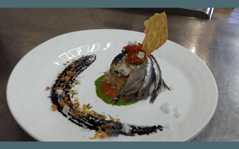 piatto alici