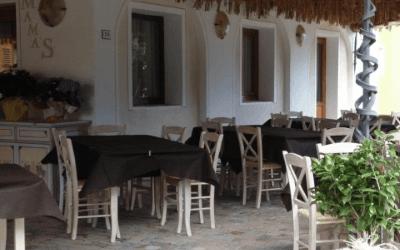 ristorante spazio esterno