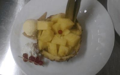 ananas gelato